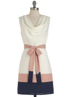 Lines of Poetry Dress | Mod Retro Vintage Dresses | ModCloth.com