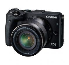 Appareil #photo #Canon Eos M 3 + 18-55mm @ Photo Mirgain #Luxembourg