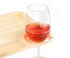 Bamboo Studio 9in Wine Plate Set brilliant idea!