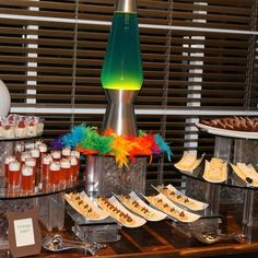 70s Party Decoration Ideas | Best ideas for adult birthdays, sweet 16 birthday party, baby showers ...
