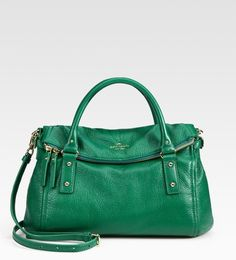 Just bought this in a light greige color today at nordstrom rack...kind of wishing they had the green!