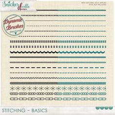 Stitching Basics by