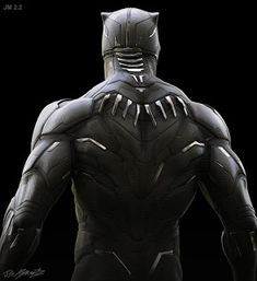 Got to do a few design options for Black Panther. I was put on the film for a few weeks while I was on Avengers: Infinity War. Very grateful to the team at Marvel and Ryan Meinerding for bringing me on board. Marvel Heroes, Marvel Characters, Marvel Avengers, Black Panther Art, Black Panther Marvel, Wallpaper Animé, Panther Pictures, Comic Manga, Batman