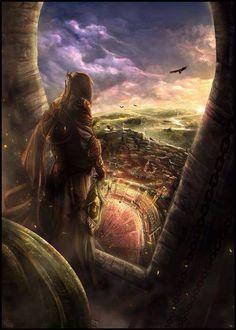Assassin's Creed Ezio Art