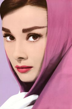 Audrey......love this......