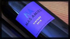 Mas Amiel, Maury Vintage, Vin doux naturel - A sweet wine with autumn colors and a range of tastes equally richly colored: garnet red to be married with chocolate or panna cotta. A Grenache tender enough to eat!
