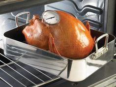 To Wash or Not to Wash Your Turkey - Washing anything makes it cleaner and safer, right? Not necessarily. Learn more at http://www.foodsafety.gov  #Thanksgiving #turkey #foodsafety