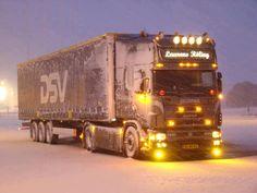 Scania - Truck Winter