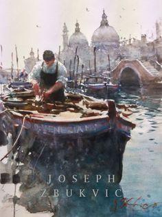 Recent Paintings by Joseph Zbukvic - josephzbukvic