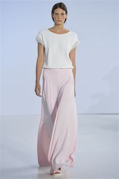 Vestire minimal primavera estate 2014 tendenze moda - VanityFair.it