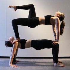Yoga Challenge Poses For Two Elegant