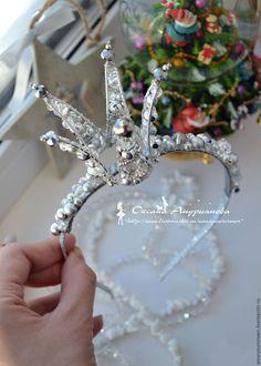 Как сделать корону для принцессы своими руками 564