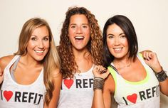We love any chance we get to rock our REFIT® gear together! Grab your I HEART REFIT tank today at our website! #founders #REFIT #REFITREV #iheartREFIT #fashion #fitness #fitspiration