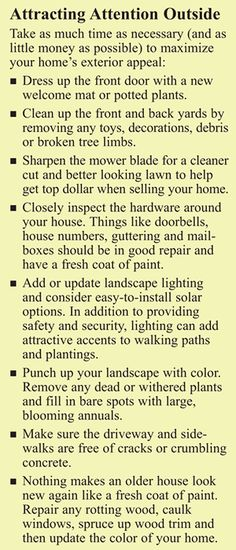 Best House on the Block: Everything You Need to Know About Great Curb Appeal (video included!)
