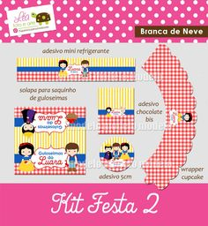 Kit Festa 2 - kit di