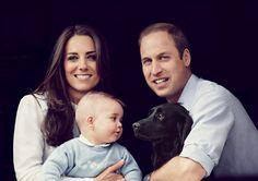Happy Birthday Prince George. Photos: Prince George's First Year