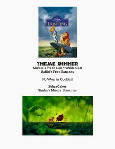Movie Night For Kids, Dinner And A Movie, Family Movie Night, Family Movies, Kid Movies, Disney Inspired Food, Disney Food, Disney Drinks, Disney Recipes