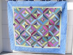 Strip Quilt tutorial