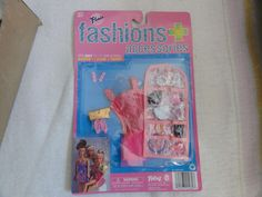 Flair Fashions + Accessories by Totsy suitable for Barbie etc still carded | 9.99+2.7 listed