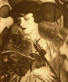 Marlene Dietrich in 1923