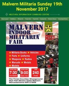 Malvern Military Fair
