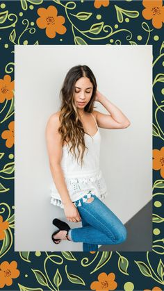 32416cfcd5eec The loose fitting tank that's ideal for those hot summer days you still  want to look
