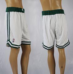 Adidas NBA Boston Celtics New Revolution 30 White Basketball Shorts  22.99 7e87d4169b98