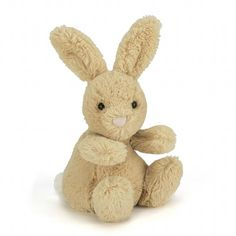 Jellycat, Poppet Honey Bunny Soft Toy