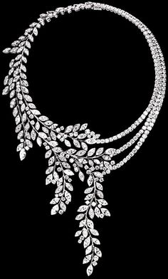 Gojee - Limelight Garden Party Necklace by Piaget