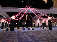 prom decorations | Decor - Decor & Decorations for Proms & Sweet Sixteens such as ...