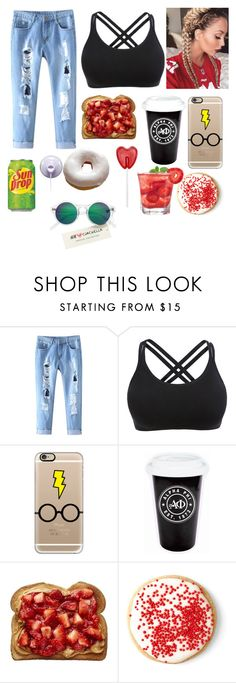 """Untitled #2799"" by marta-moreno-1 ❤ liked on Polyvore featuring Casetify and H&M"