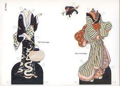 Japanesse Kimono clothes #9