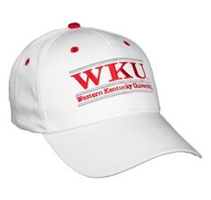 Western Kentucky Snapback College Bar Hats by The Game