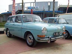 Volkswagen type 3 squareback by SAKA MATRA VW, via Flickr