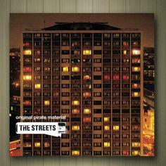 "The Streets Original Pirate Material 2002 Album Cover Poster 20×20 24×24/"" 32×32/"""