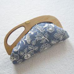 wood pouch by yumiko higuchi