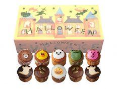 ハロウィンに欲しいお菓子はコレ!!カワイイおばけに仮装したカップケーキはトリコになりそうな可愛らしさ | ストレートプレス:STRAIGHT PRESS - 流行情報&トレンドニュースサイト