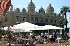 Cafe de Paris & Casino Monte Carlo -- one of my favorite parts of my European Trip!!