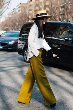 Best of Fall Fashion Week Street Style – IN FASHION #Fashionweek