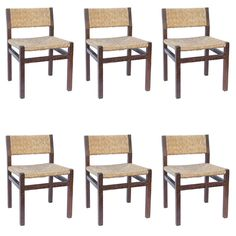 Dining Room Chairs, Side Chairs, Wenge Wood, Phase 2, Modern Chairs, Cool Furniture, Antiques, House, Collection