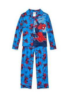 Marvel   2-Piece Pajama Set Boys 4-20