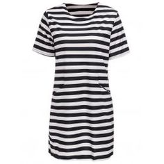 SHARE & Get it FREE | Women's Stylish Jewel Neck Striped Short Sleeve DressFor Fashion Lovers only:80,000+ Items • FREE SHIPPING Join Twinkledeals: Get YOUR $50 NOW!