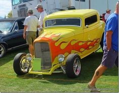 """Relics and Rods -""""Run to the Sun"""" car show 