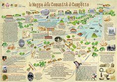 > Mappa di Comunità di Campotto