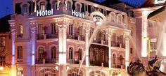 Coup de Coeur Hôtelier - L'Internacional Design Hotel
