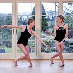 To help keep your body as well as your frame of mind healthy, we have just uploaded a New Body & Mind Ballet workout to our site and app. We hope you love it 🥰 As we start another week of lockdown, take 30 minutes to switch on your body and switch off your mind from some of the noise of life 💗 Stay well V&F x #danceon #balletfitness #danceonline #mindandbody #wellness #balletworkout #balletforadults Ballet Barre Workout, Ballet Workouts, Ballerina Legs, Dance Online, Full Body Stretch, Mini Workouts, Ballet Class, Sweat It Out, Fitness Design