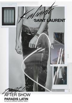 Emilie Genovese - Kaliante Yves Saint Laurent