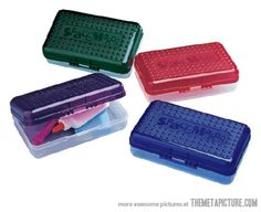 Spacemaker School Supplies Box #childhood memories