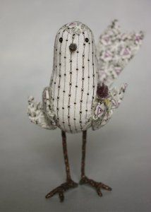 Obsessed with Ann Wood's birds! #OKLartisanal