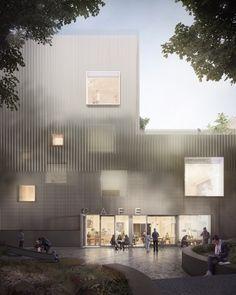 Duggan Morris Architects - Energy Hub